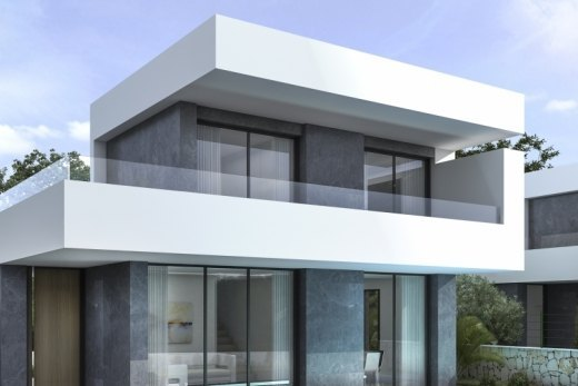 beeindruckende moderne villen in fabelhaften orten ref 141 01572nb premier villas spain. Black Bedroom Furniture Sets. Home Design Ideas