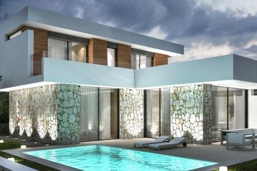 Beeindruckende moderne villa in toplage ref  nb